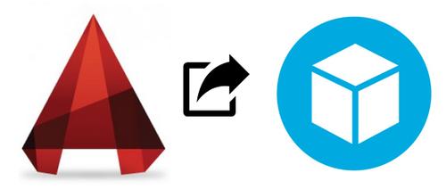 Sketchfab Community Blog - AutoCAD to Sketchfab Exporter