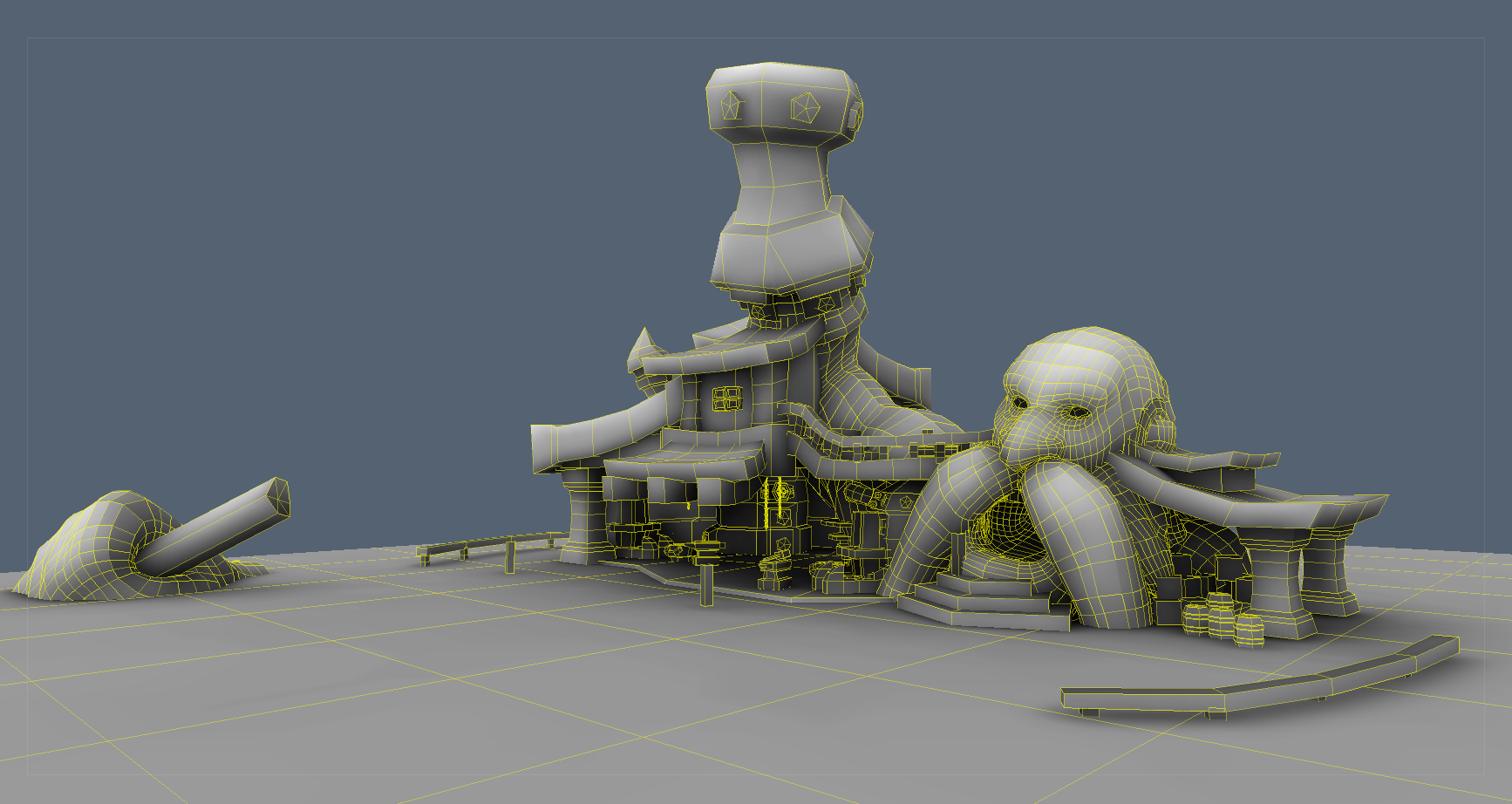 Quick Ambient Occlusion Bake
