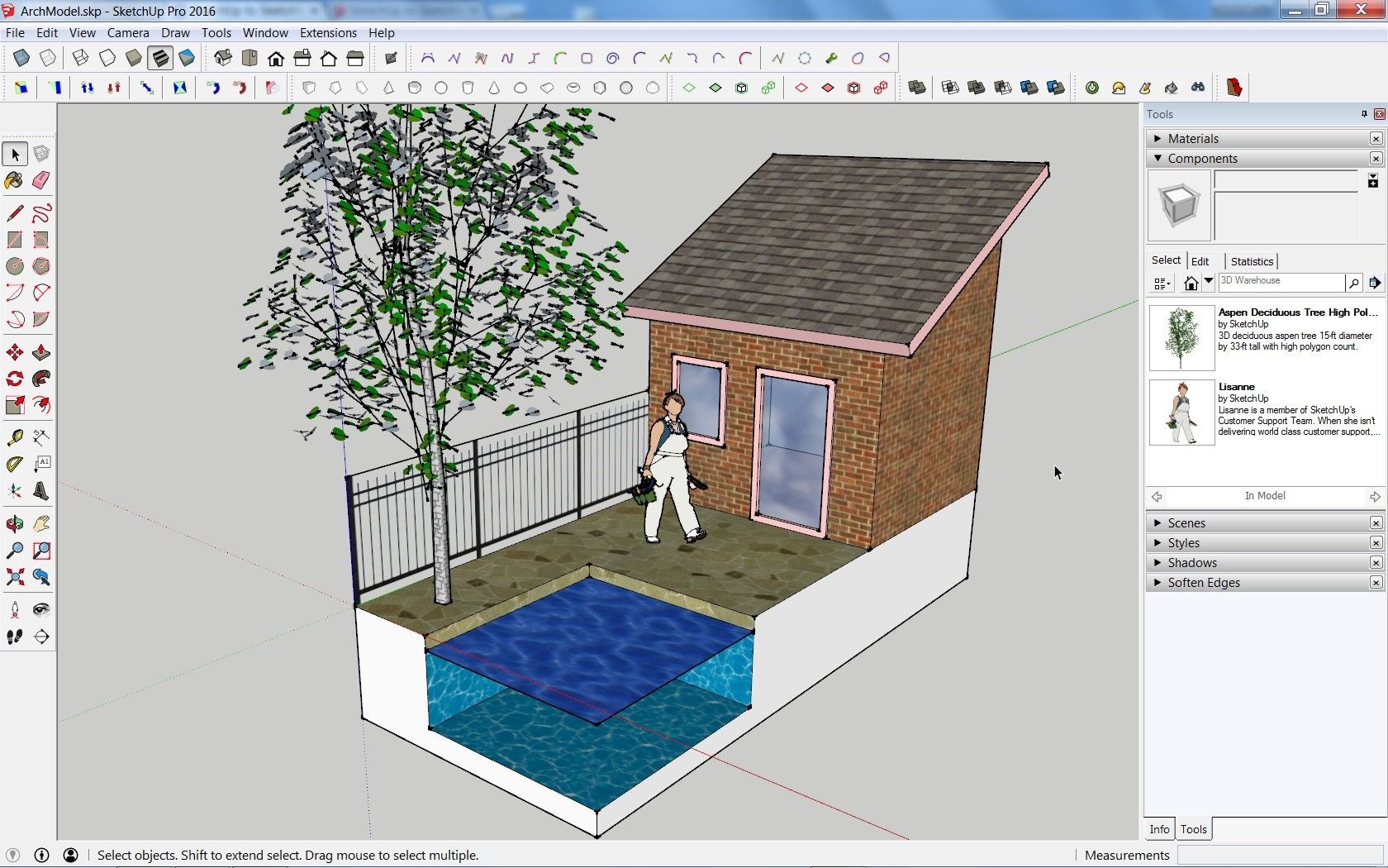 Sketchfab Community Blog - Getting your SketchUp Models to ...