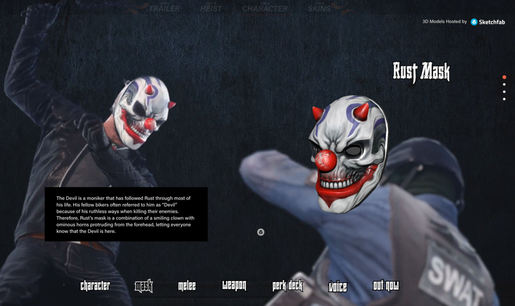Payday 2: Biker Packs