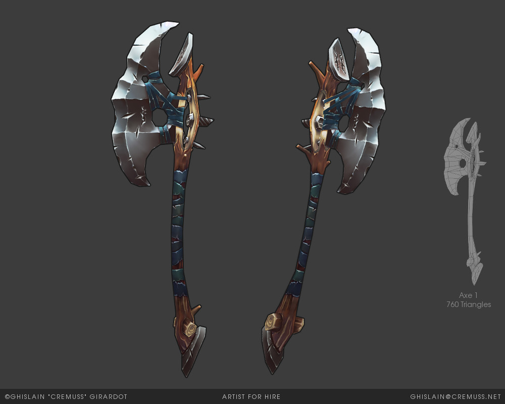 handpaintedweapons_axe1