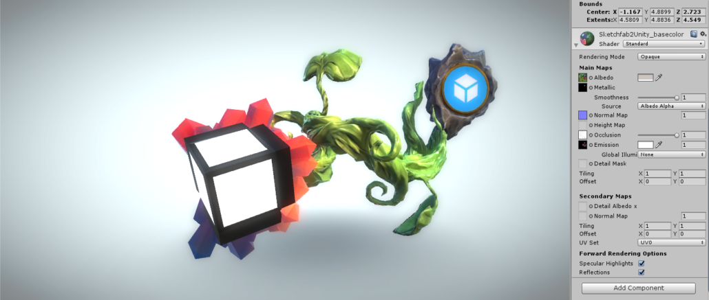 Sketchfab Community Blog - How to Publish Your Unity Art on