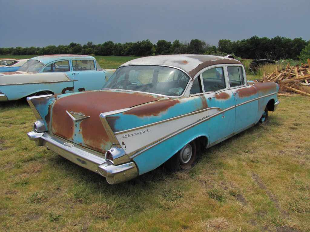 All Chevy 1957 chevy wagon for sale : Art Spotlight: 1957 Chevy Bel-Air - Sketchfab Blog
