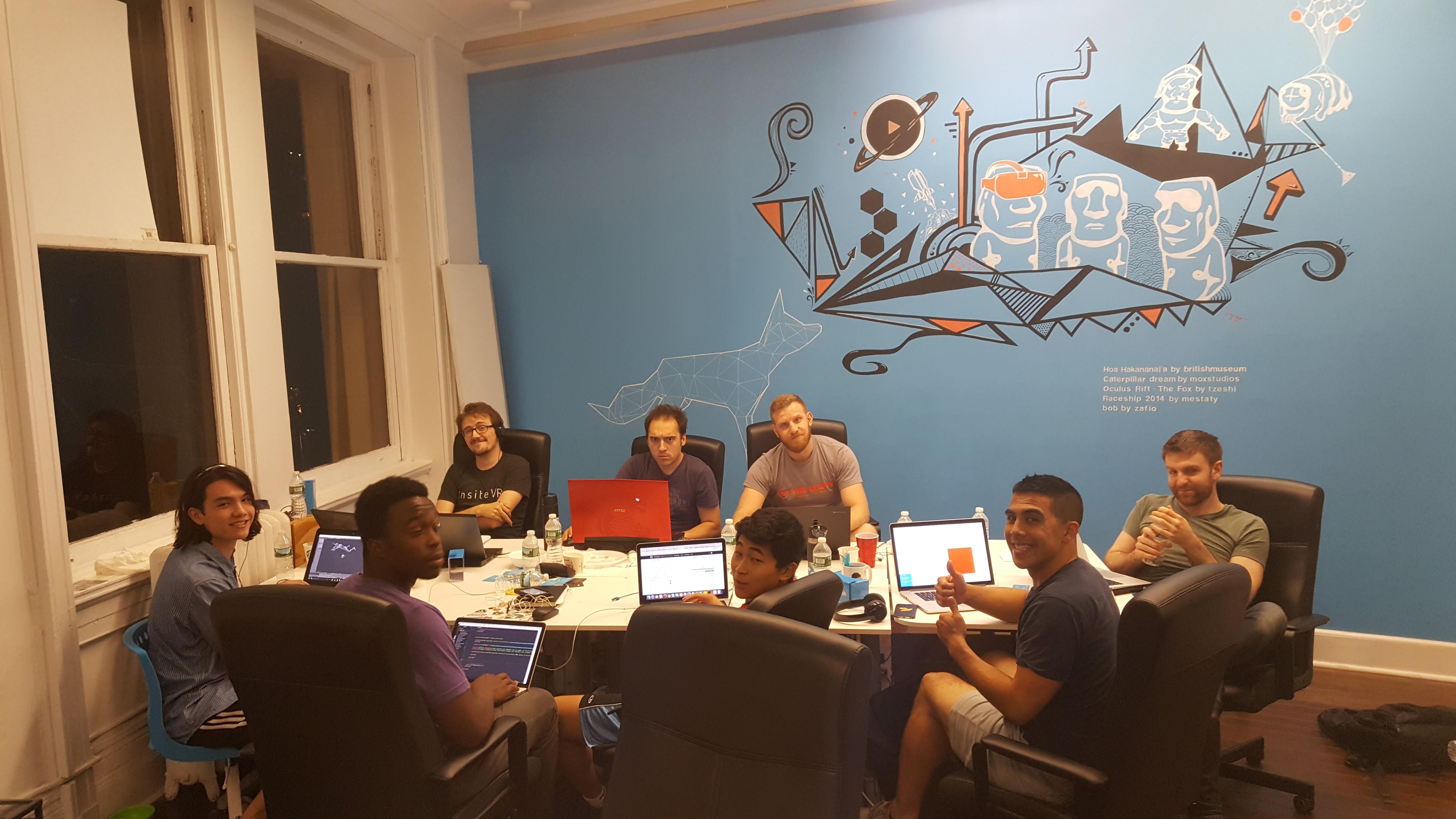 Sketchfab Hackathon Presentations 2