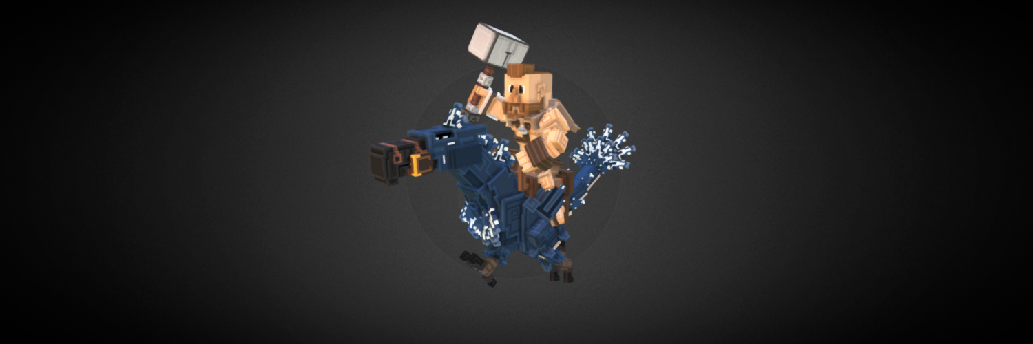how to create voxel art