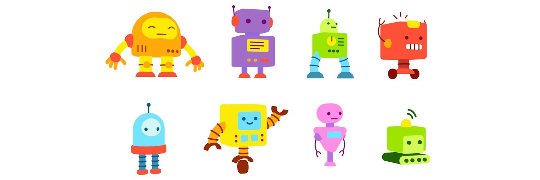 Sketchfab Community Blog - Art Spotlight: Robot Cartoon Collection