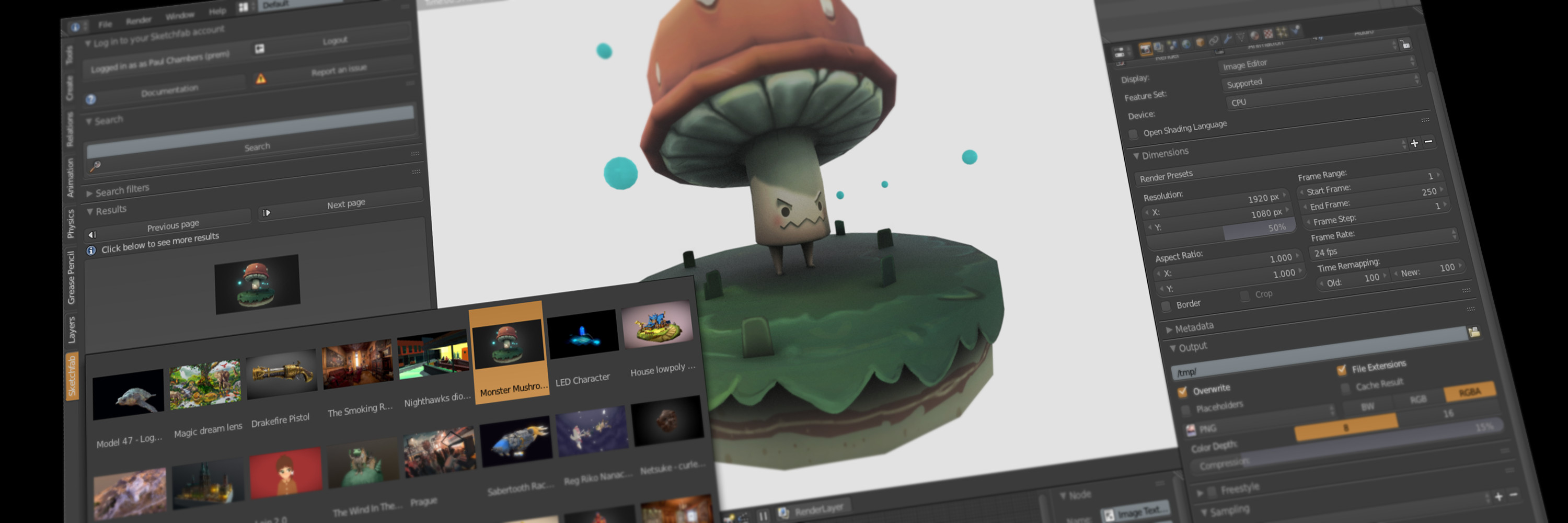 Sketchfab Community Blog - Import Sketchfab models directly into