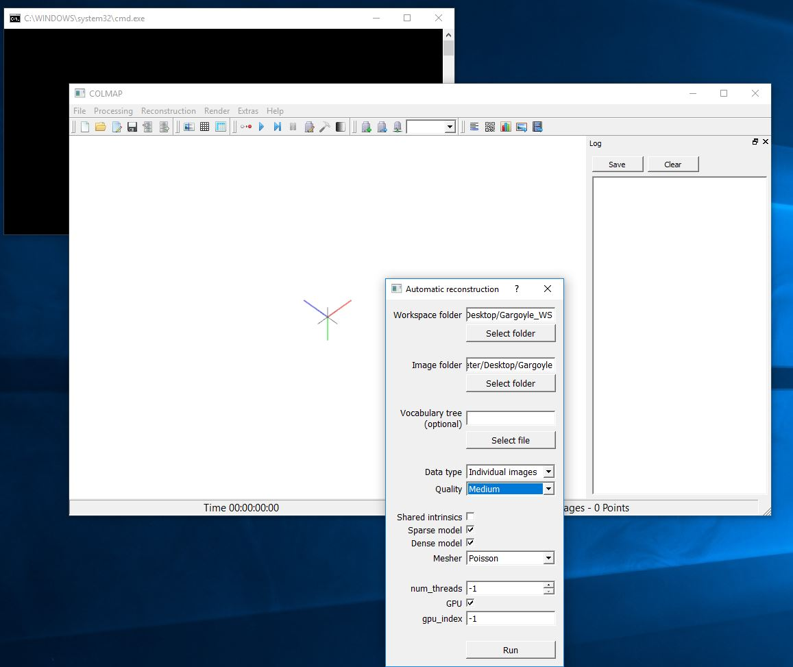 Sketchfab Community Blog - Tutorial: Using Free Photogrammetry Software