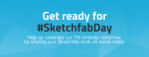 Get ready for #SketchfabDay tomorrow