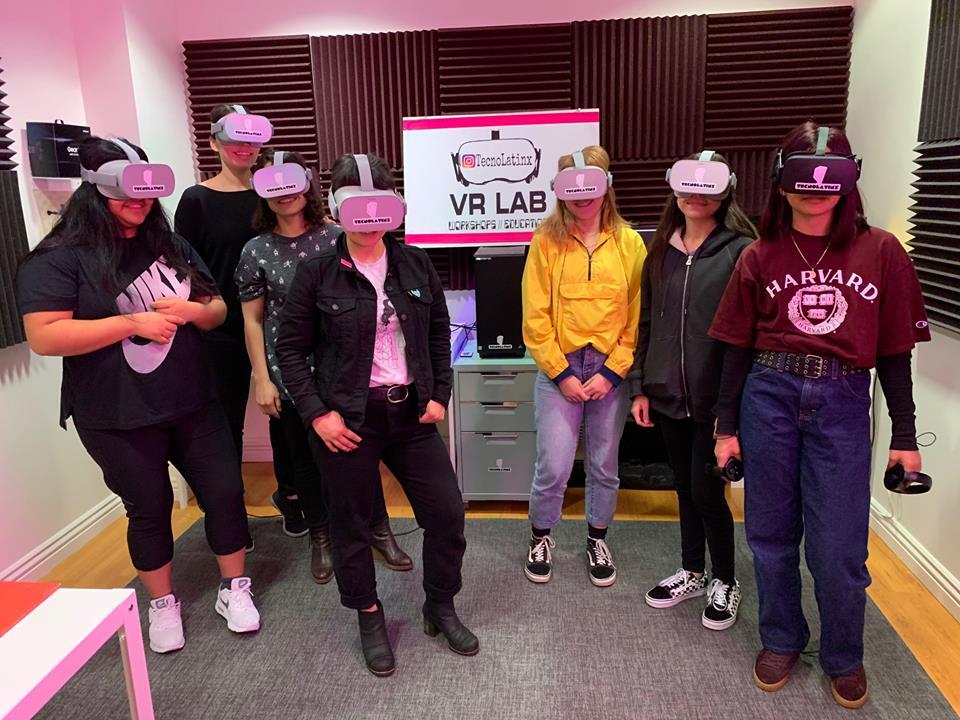 TecnoLatinx participants