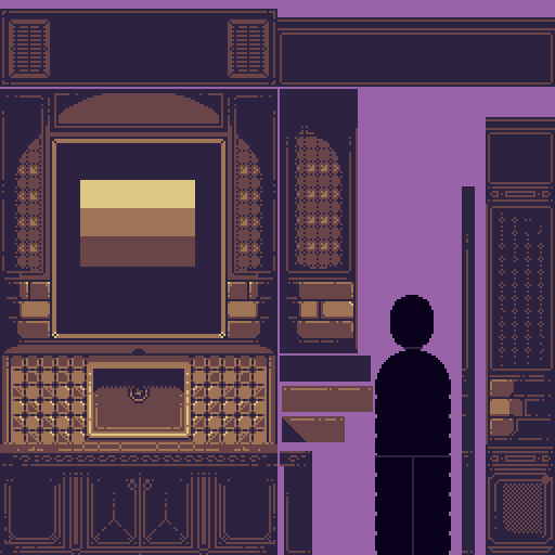 Sketchfab Community Blog - Art Spotlight: Creepy Pixel-Art