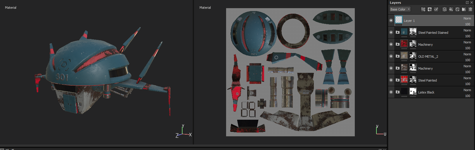 substance painter texture