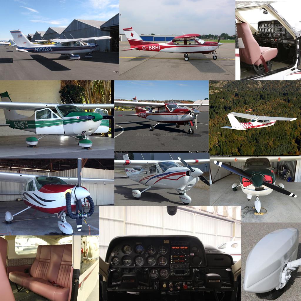 Cessna 177 art references