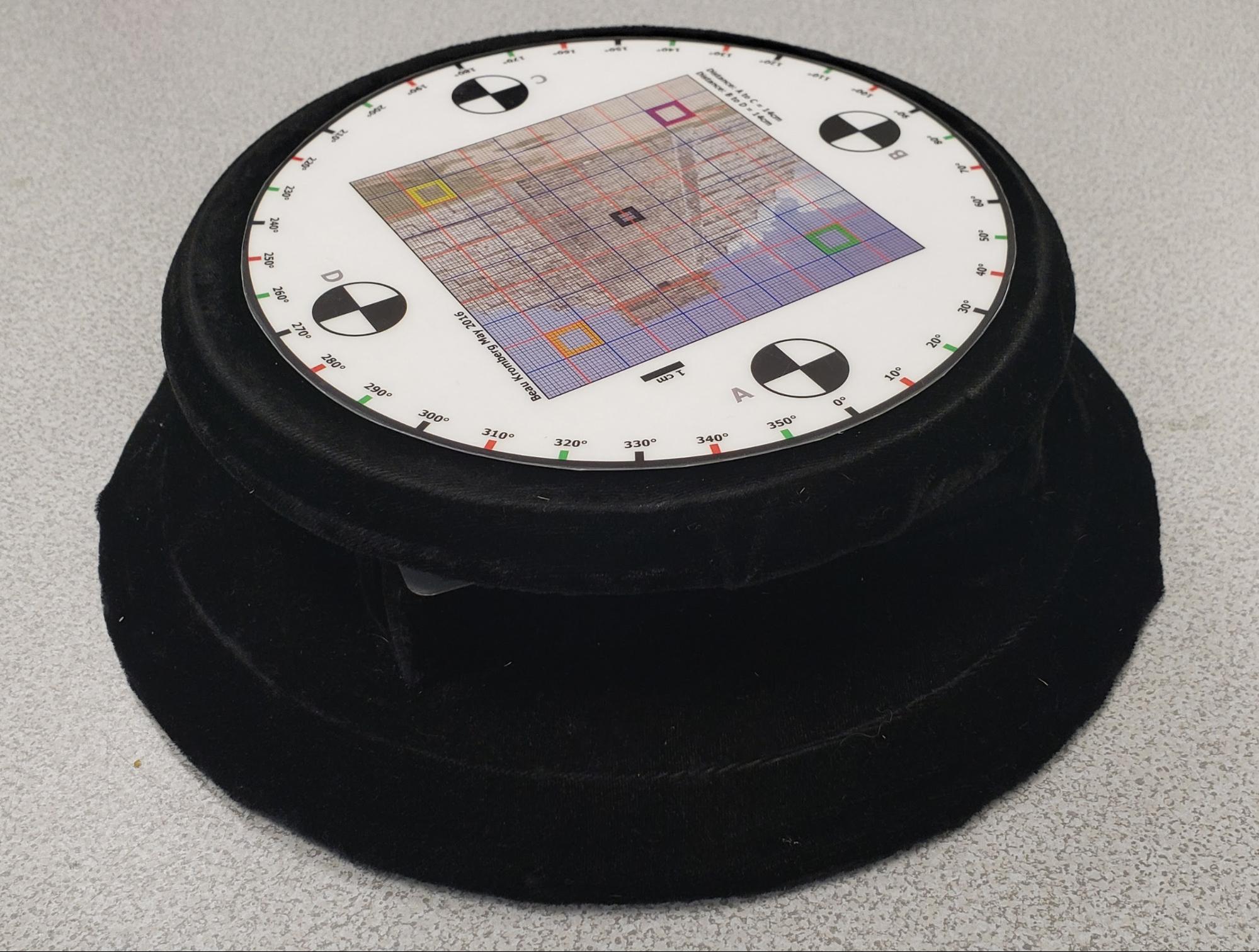 photogrammetry turntable