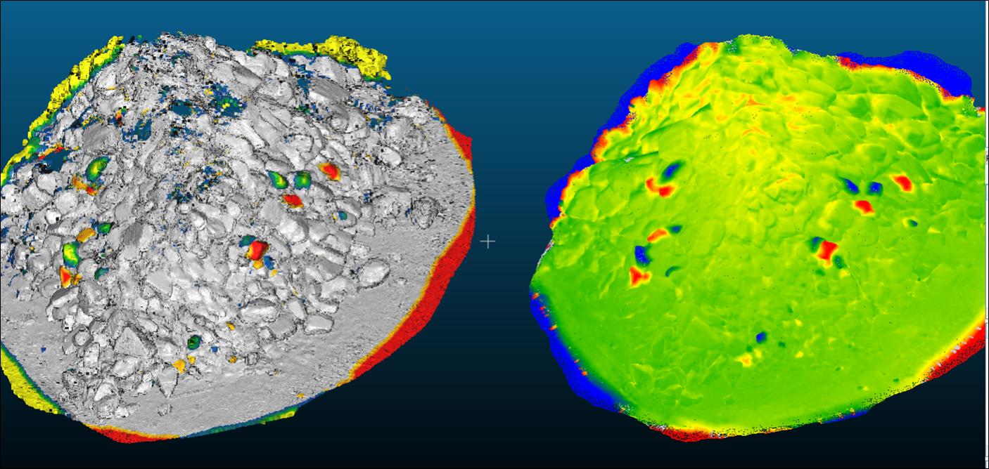 Marissa Dudek geology rock elevation