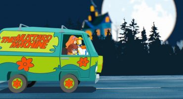 mystery machine header
