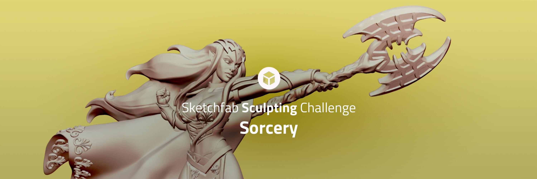 Sketchfab Community Blog - Sketchfab Sculpting Challenge