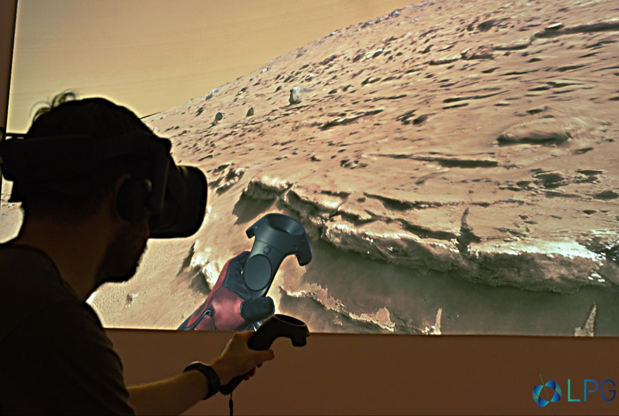 Mars 3D VR