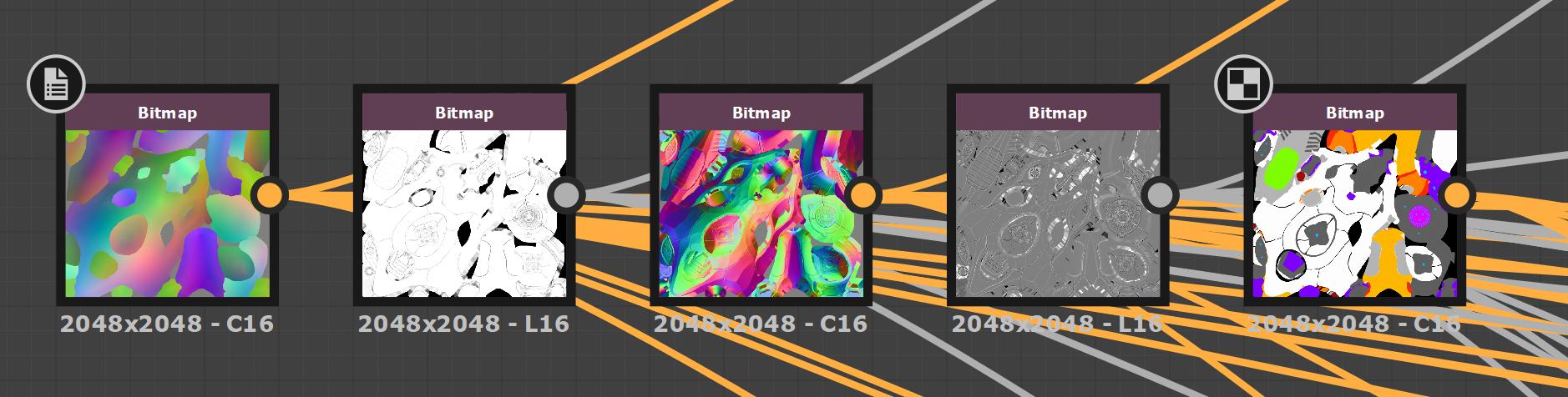 procedural texture substance designer