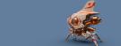 Art Spotlight: Insectoid-like Ship
