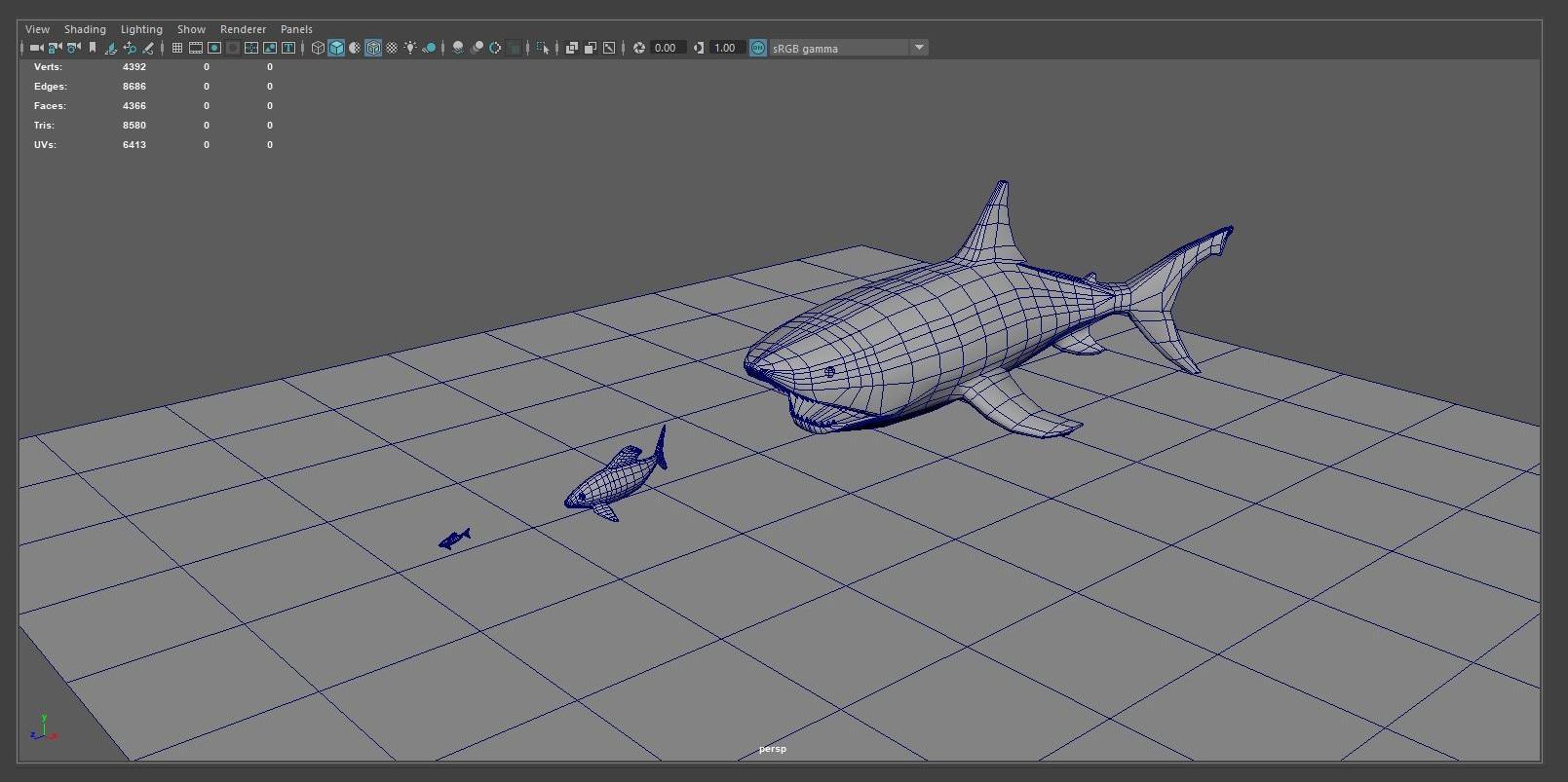 3D Inktober® 2019 model
