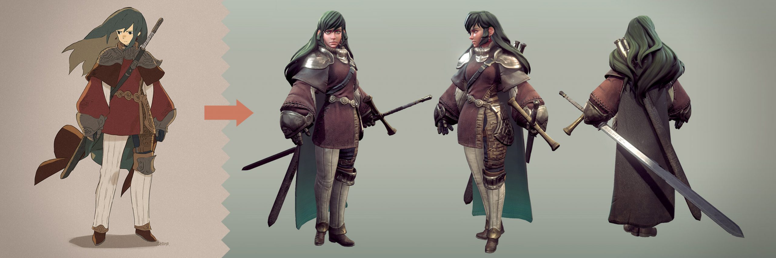 knight of orimo header