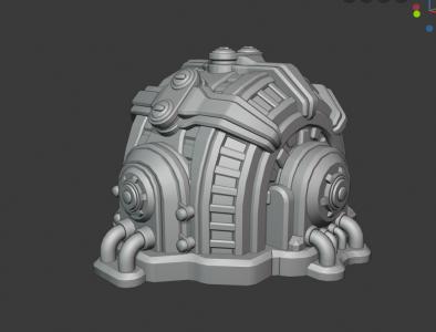 steampunk generator