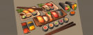 Art Spotlight: Sushi