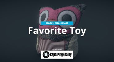 realitycapture toy scanning challenge