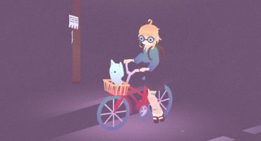 ghost cat and girl header