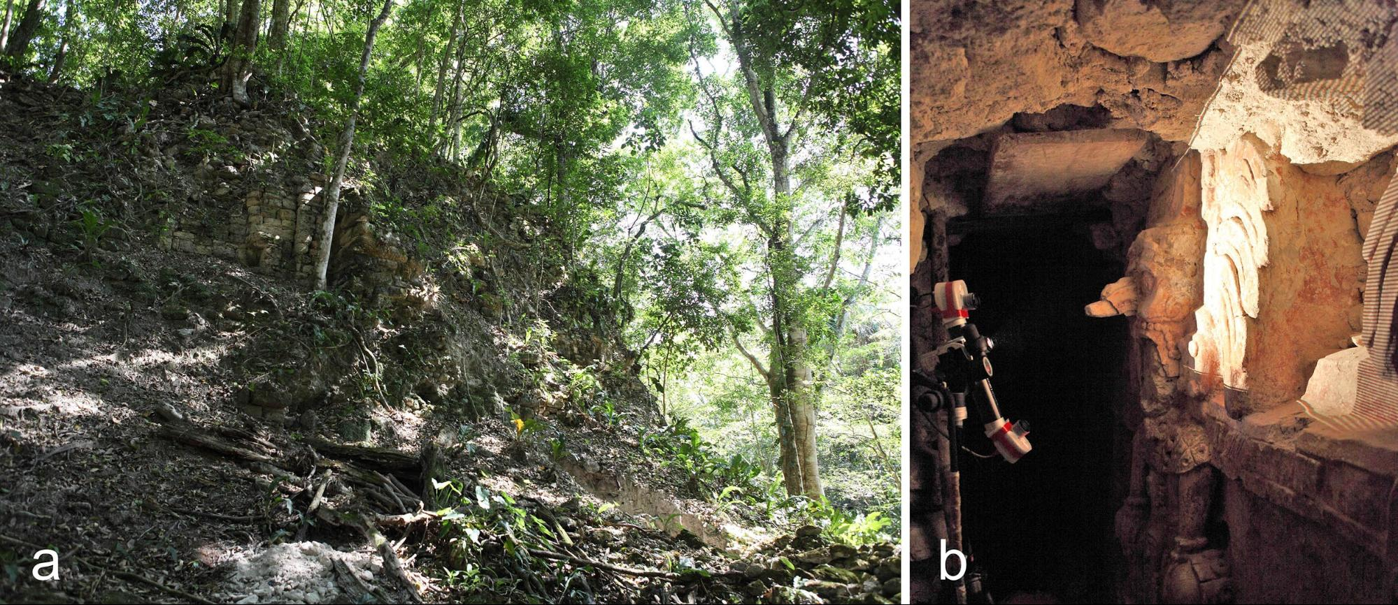 holmul guatemala ruins