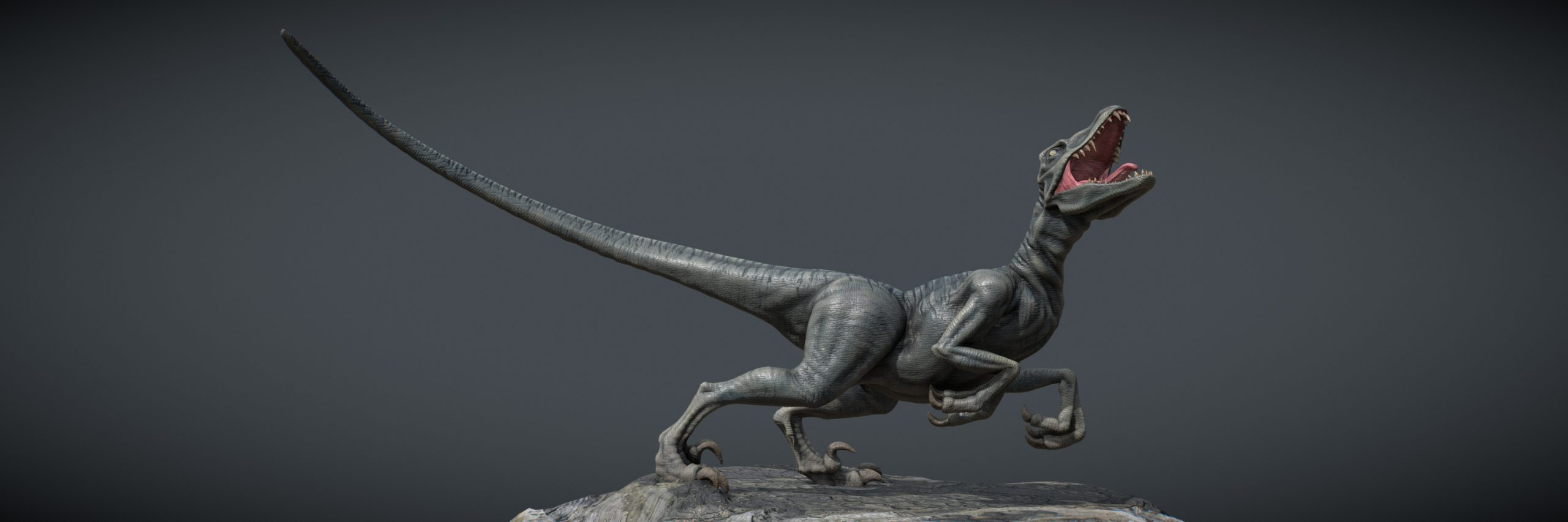 velociraptor header image