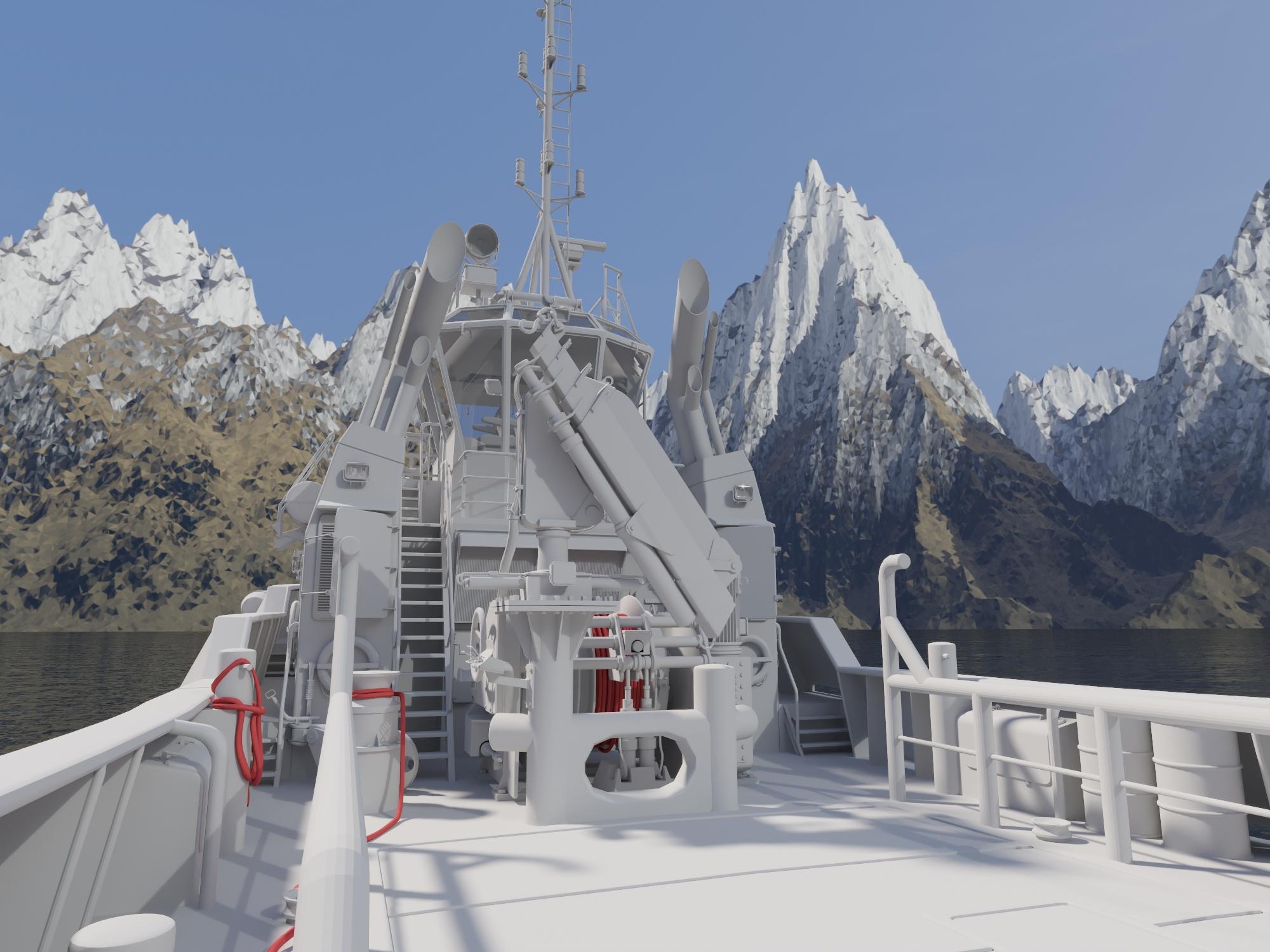 tugboat detail