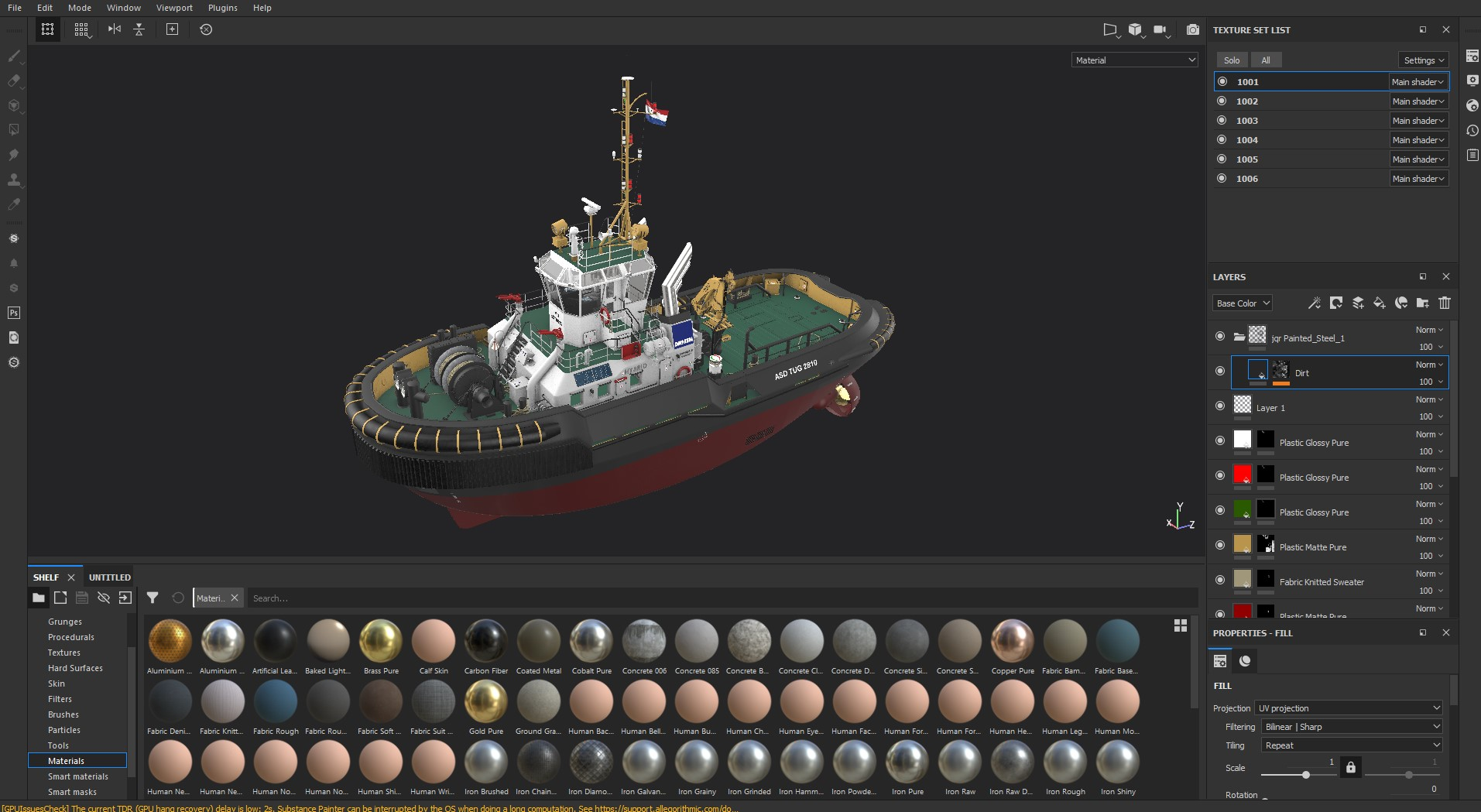 tugboat textures