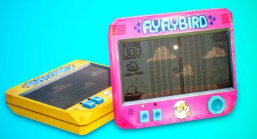 flyflybird lcd handheld header image