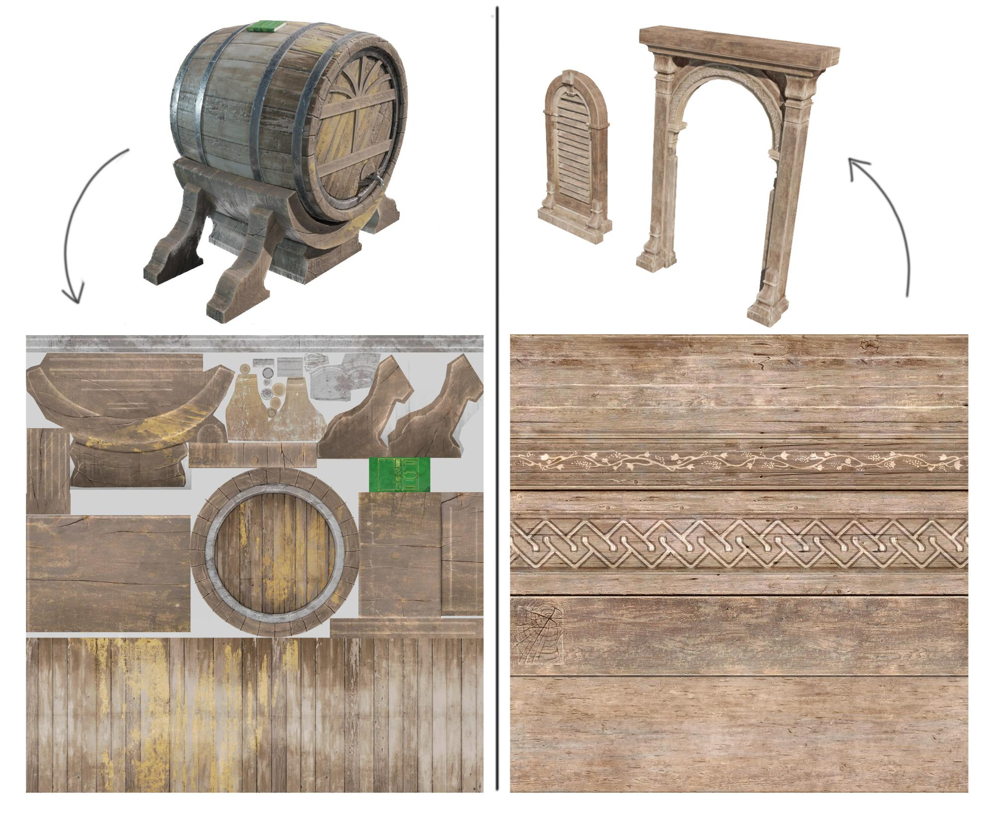 modular design textures