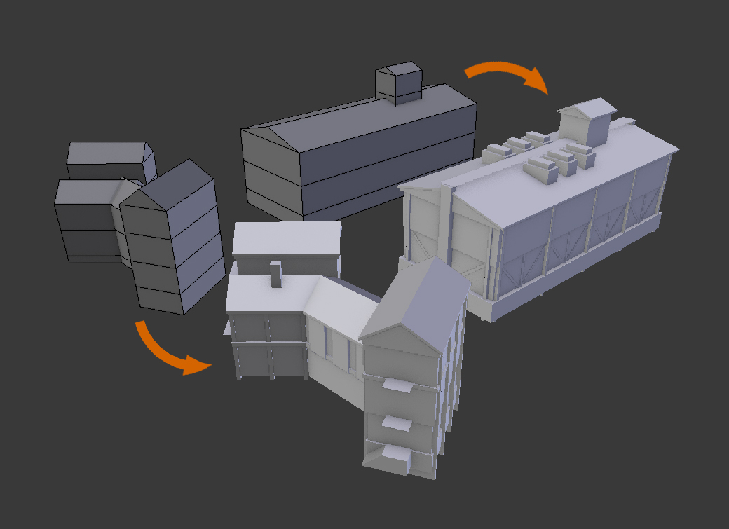 steam ops building modeling