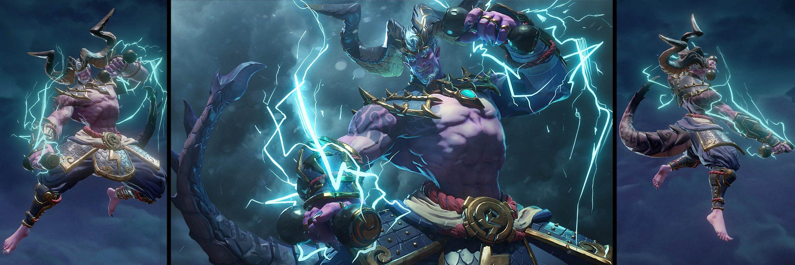raijin the thunder caller header image