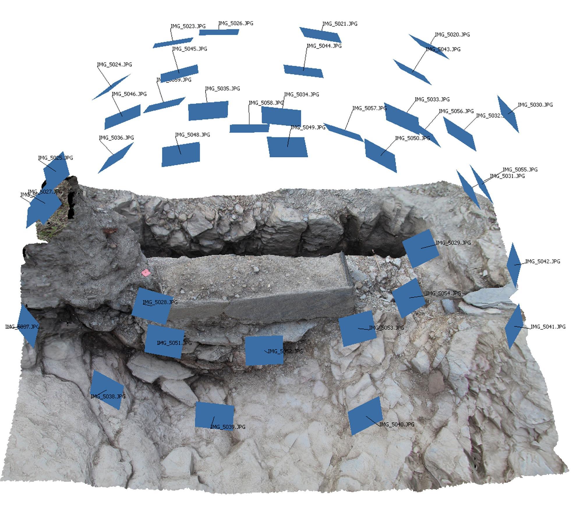 SU digitization archaeology