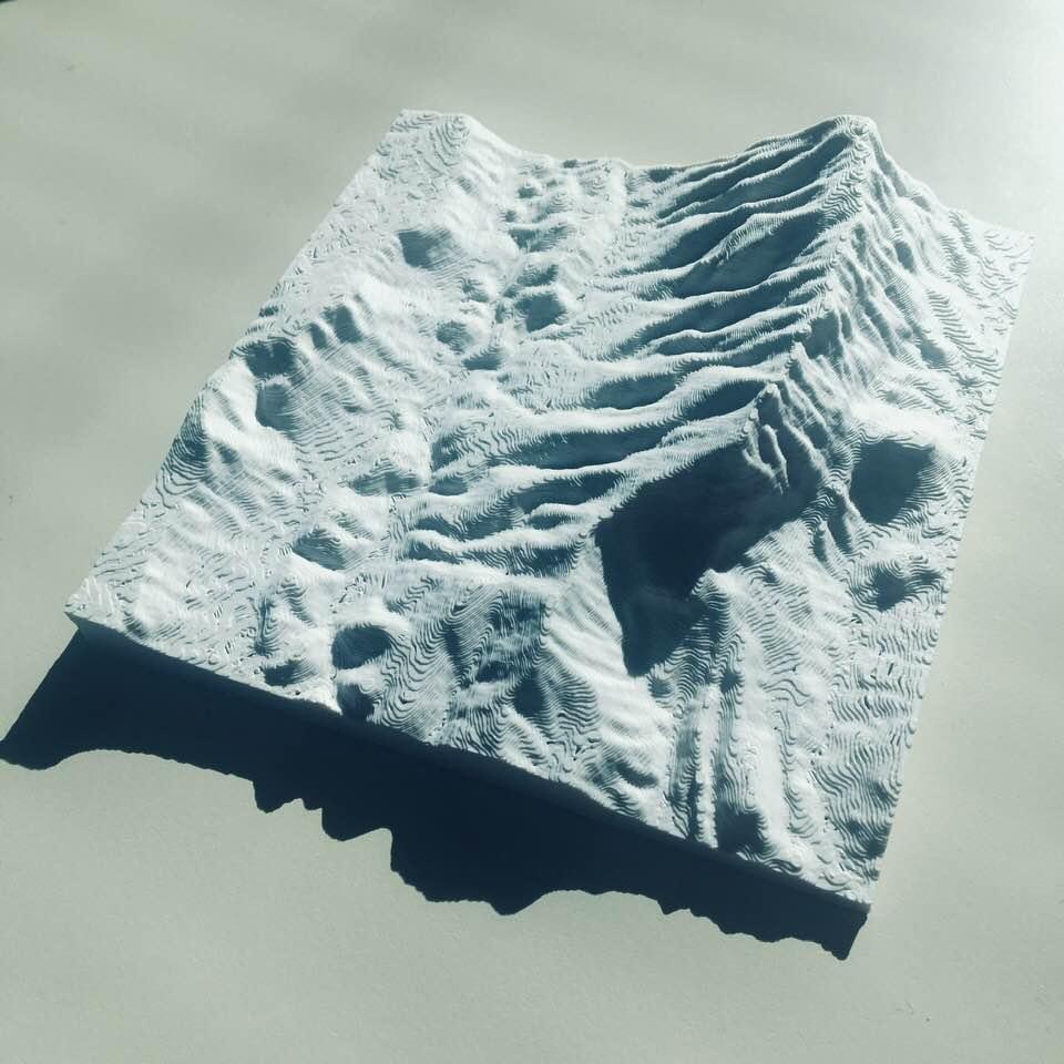 elevation api 3d print