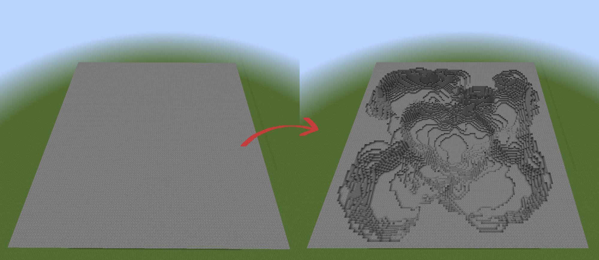 kitpvp map terrain