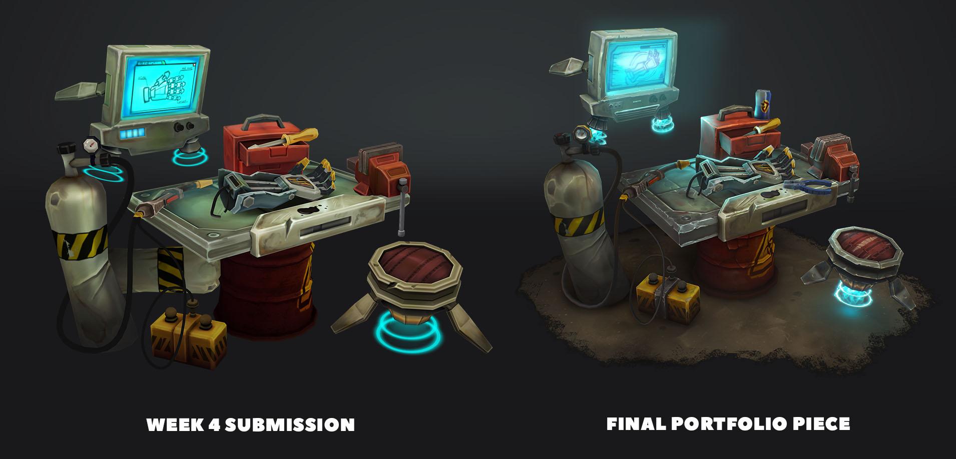 junkyard battle bot emission