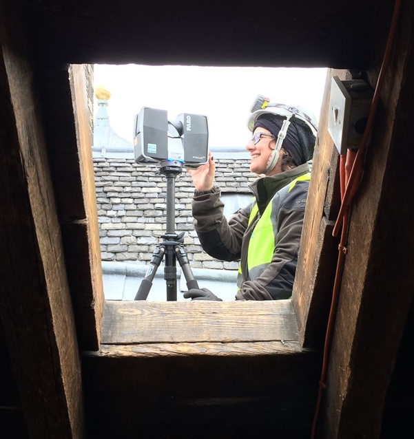 historic environment scotland laser scanning
