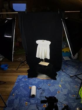 3d dress photogrammetry