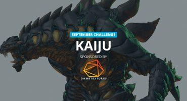 kaiju-challenge header image