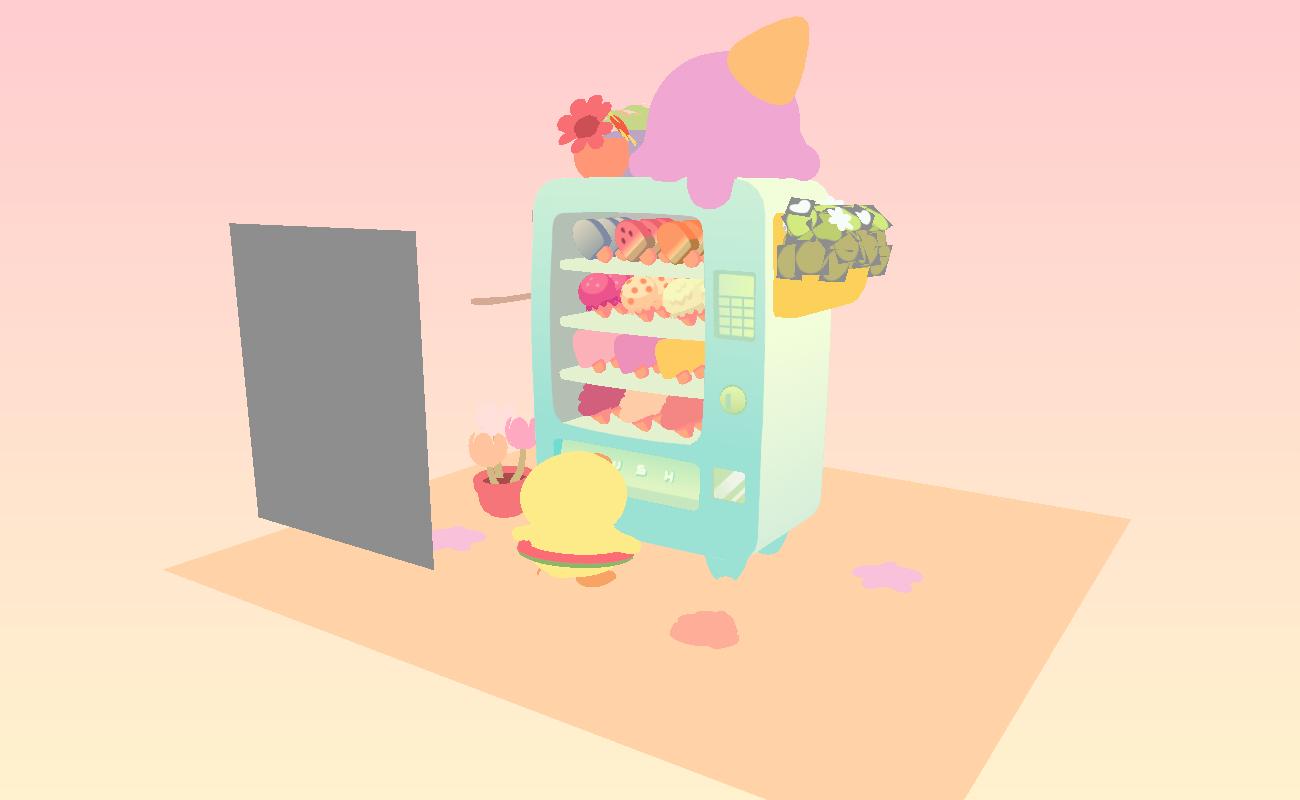 wishing machine gelato dreams base color