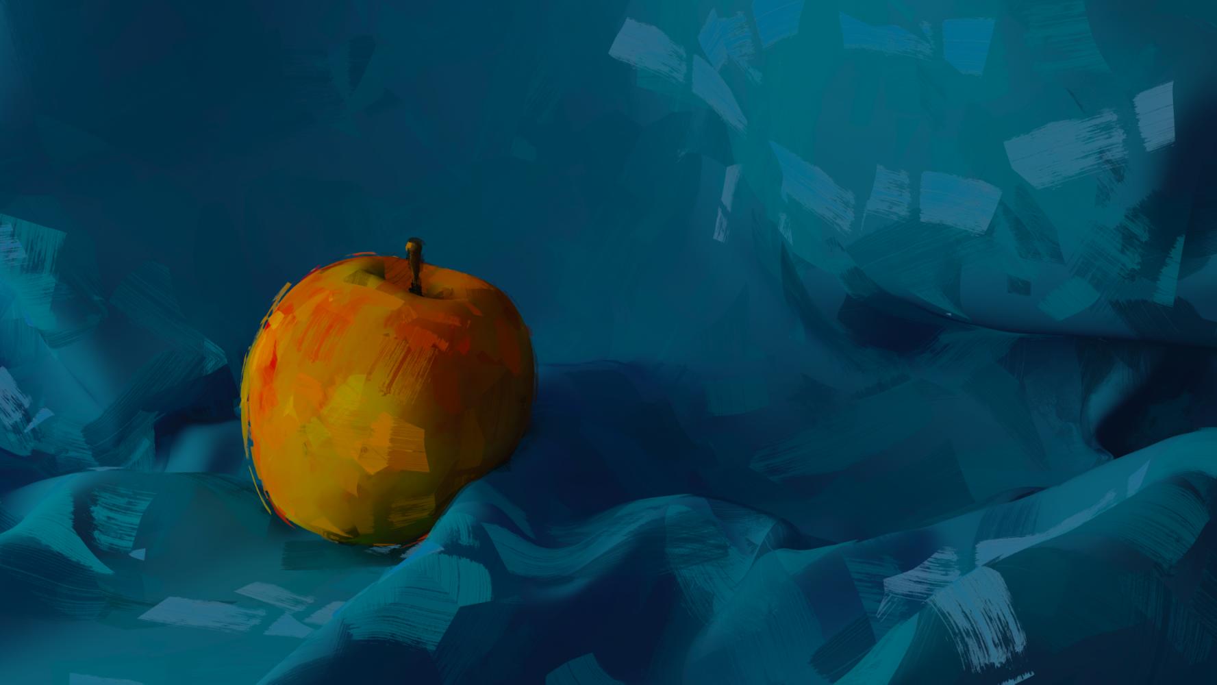 blender illustration shader
