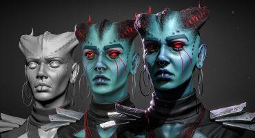 art spotlight sophia header image