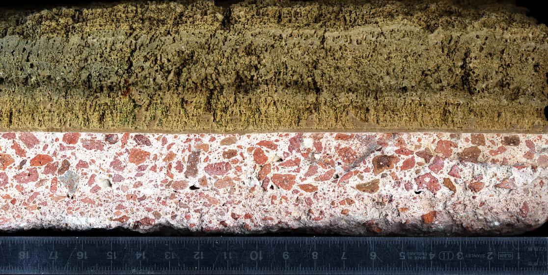 roman hydraulic mortar