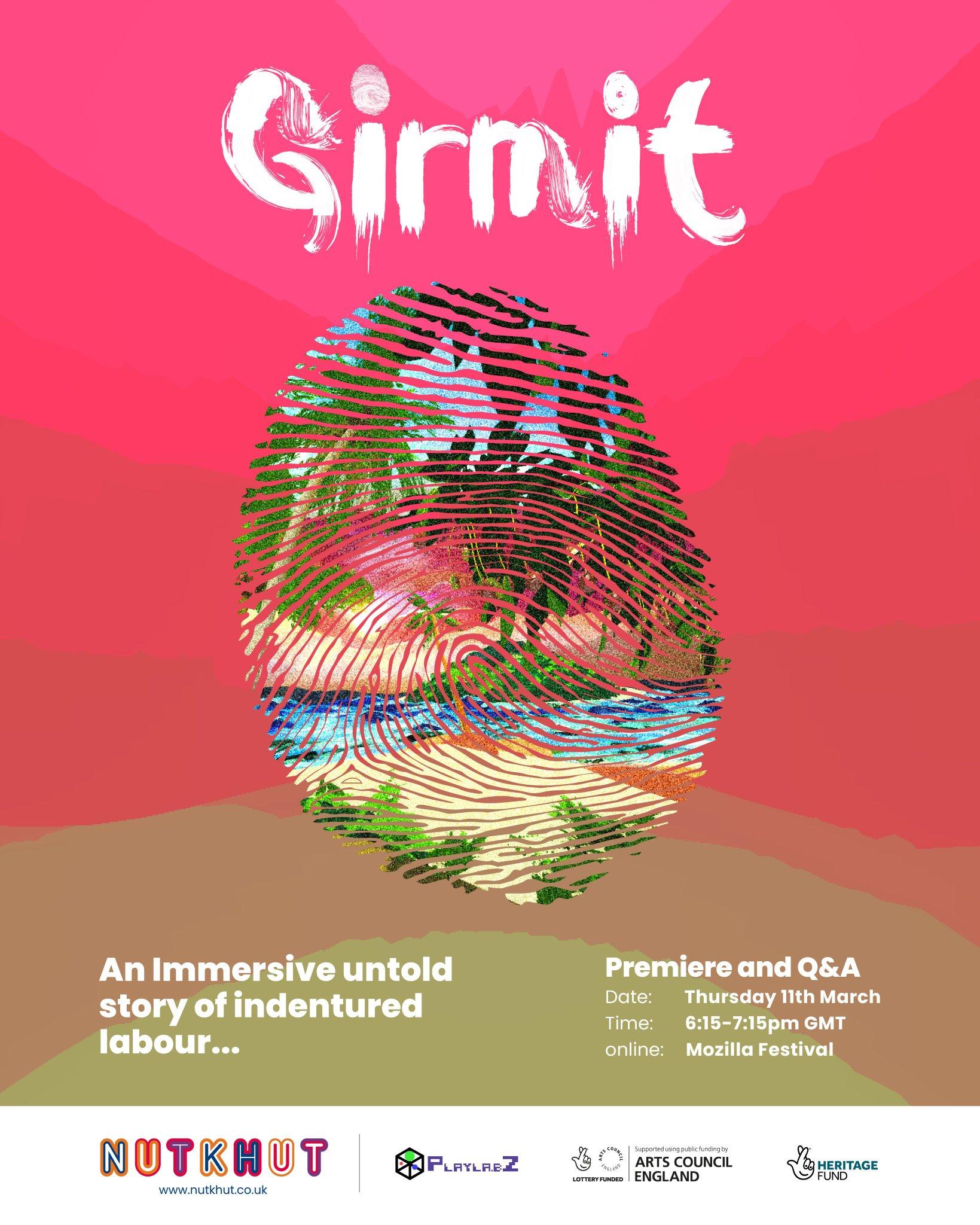 girmit poster image